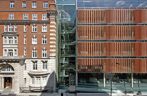 UCL Cancer Institute: Paul O'Gorman Building